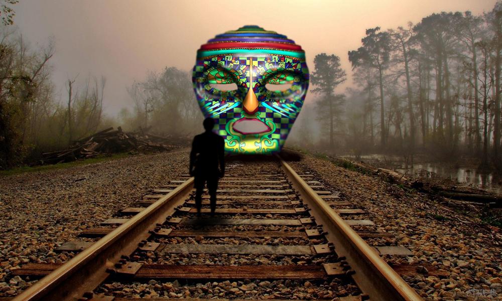 OPHEAR 5 masks 100cmx60cm scene 2 LR