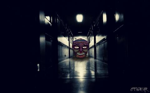 OPHEAR 5 masks 100x67cm scene 5 Cornered LR