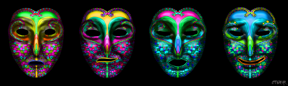 OPHEAR 6  masks 100x30cm 2