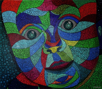 OPHEAR-Baby-Face-acrylic-pigments-on-canvas-100x90cm-2015-LR-min