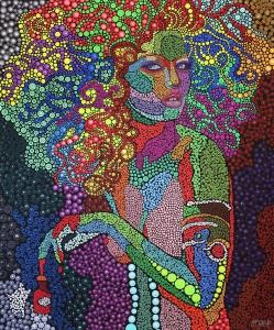 OPHEAR-Devient-acrylic-pigment-on-canvas-100x122cm-min