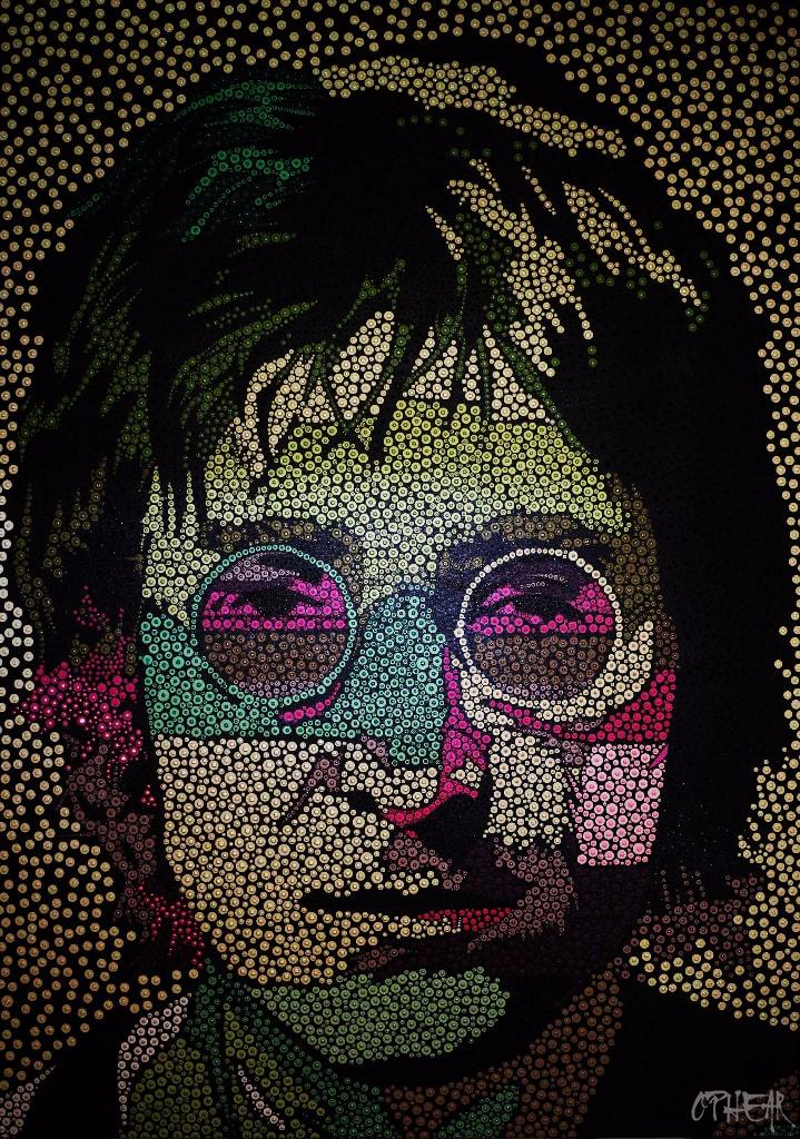 OPHEAR-John-Lenonn-acrylic-pigment-on-canvas-100x140cm-min