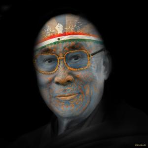 OPHEAR face masks Dali Lama