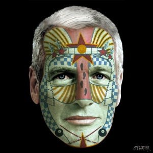 OPHEAR face masks Paul Newman