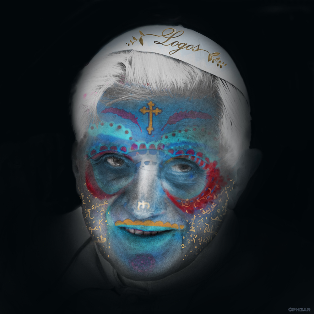 OPHEAR face masks Pope Benidick