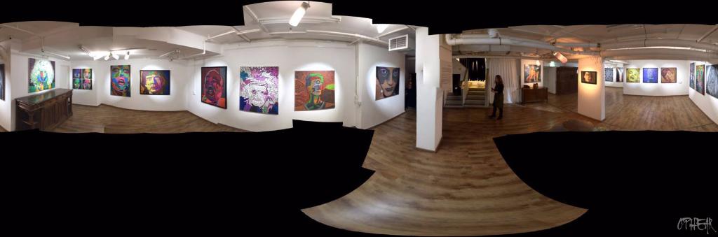 Tirosh gallery exhibition February 2016 – 2